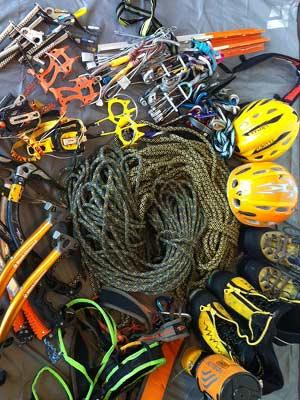 Стоимость выполнения работ альпинистами-высотниками не дороже чем аренда специализированной техники
