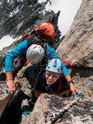 Альпинисты высотники