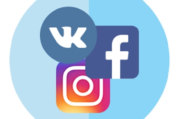 Странички промышленных альпинистов в соцсетях Facebook,  Instagram,  вКонтакте.